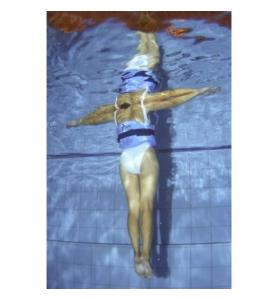 ΙΠ2323-Ζώνη Ασκήσεων Aquatic Fitness Belt MSD